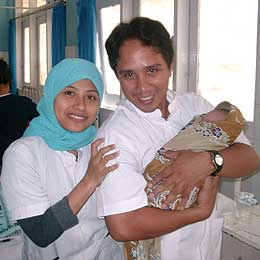 Indonesian Couple