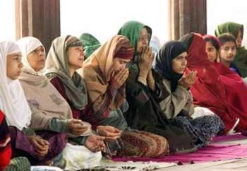 Muslimische Frauen mked — foto 13