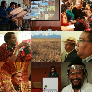 Indigenous Peoples Global Summit on Climate Change by Ben Powless