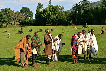 Gamo People and Sacred Forests of Ethiopia