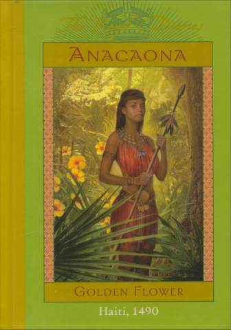Anacaona Queen of Xaragua/Haiti