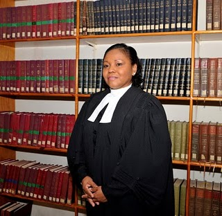 Pearl Diane Williams, is the first indigenous Kalinago Carib person from Waitikubuli (Dominica) and possibly the Eastern Caribbean to be admitted to the Bar in the Commonwealth of Dominica.