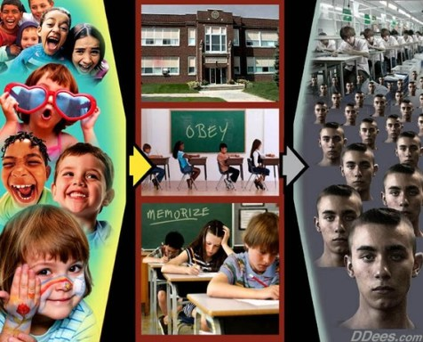 JAIL FOR HOMESCHOOLING KIDS Schooling-by-david-dees