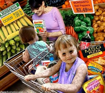 Monsanto by David Dees