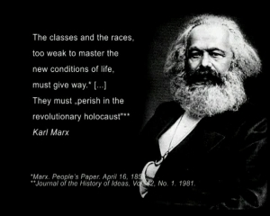 Karl-Marx on the Classes