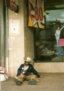 1997 - 3-2 - Costa Rica - San Jose - Just short of paradise