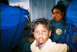 B81 Cutie.  Aboriginal girl.